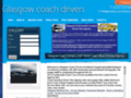 Details : Glasgow Coach Drivers | 24/7 Relief Coach Driving Agency | driver hire bus, coach, van, truck and car