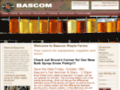 Details : Bascom Maple Farms